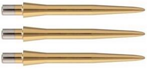 Target Darts Storm Point Smooth - Gold  30mm