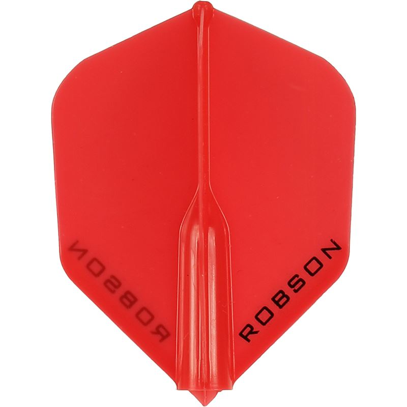 Robson Plus Flight - Shape (Red)