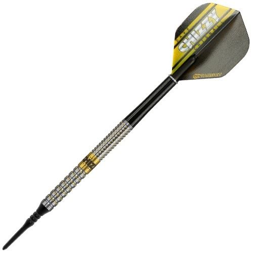 Target Darts Dave Chisnall Gold 90% Tungsten 18 grams