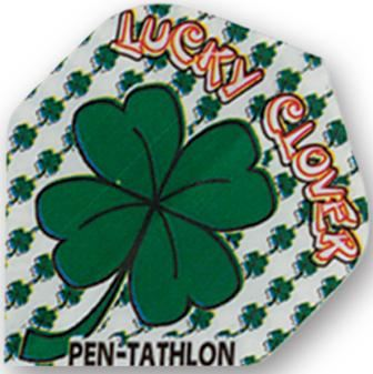 Dart World Pentathlon - Lucky Clover Standard