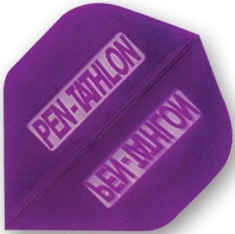 Dart World Pentathlon - Purple Standard