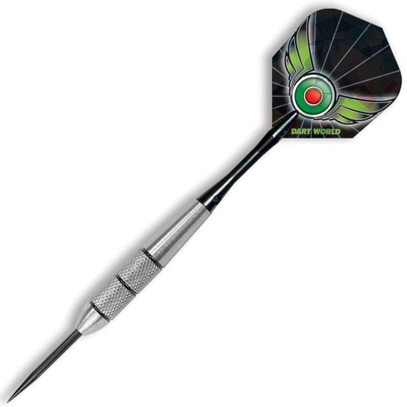 Dart World Sharp Shooter - Knurl and Smooth Cut 28 grams