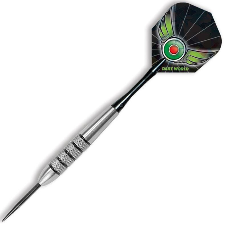 Dart World Sharp Shooter - Knurl and Smooth Cut 80% Tungsten 32 grams