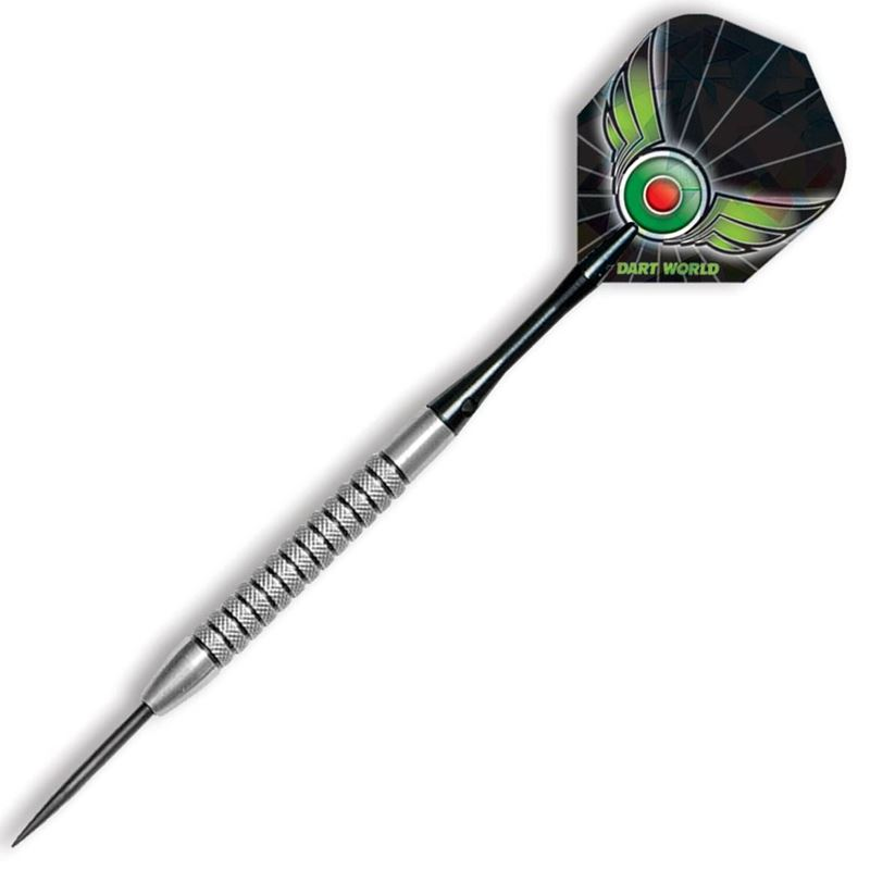 Dart World Sharp Shooter - Knurl Cut 80% Tungsten 20 grams