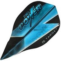 Target Darts Black and Blue Power Phil Taylor - Vision Edge  Bullet