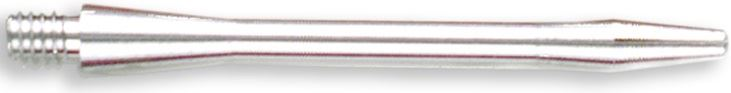 Dart World Aluminum Shafts Silver - Medium