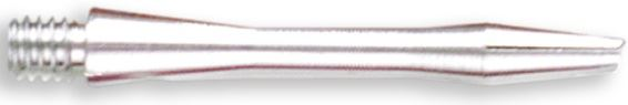 Dart World Aluminum Shafts Silver - Short
