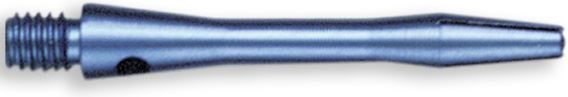 Dart World Aluminum Shafts Blue - Short