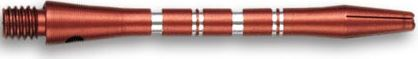 Dart World Color Master Shafts Red - Medium