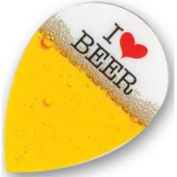 Dart World Poly - I Love Beer Pear