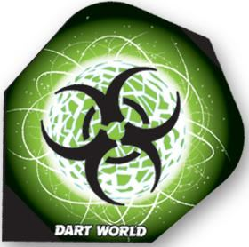 Dart World Poly - Biohazard Symbol  Standard