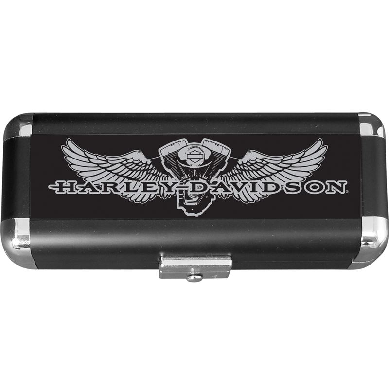 Dart World Harley Davidson® Engine Dart Case