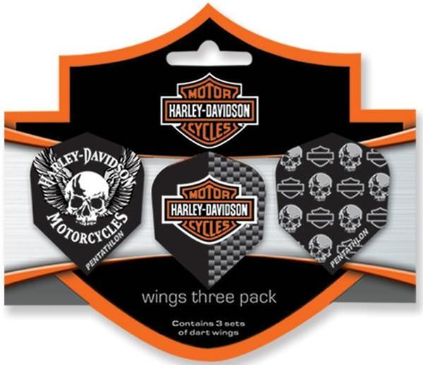 Dart World H-D® Wings Three Pack - 2 Standard