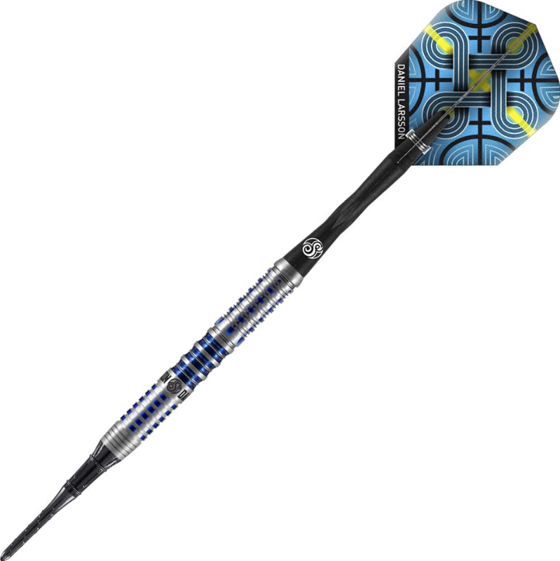 Shot Pro Series Daniel Larsson 90% Tungsten Soft Tip Dart 20 grams
