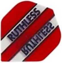 Ruthless Flights - Red and Clear Standard